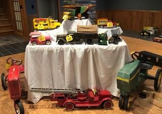 Perry Repard Estate Toy & Antique Auction